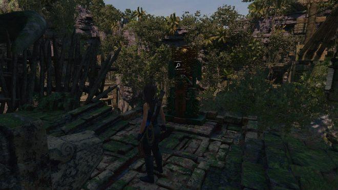 Shadow of the Tomb Raider награда за прохождение гробницы Врата подземного мира