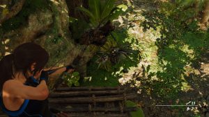 Shadow of the Tomb Raider nam deus