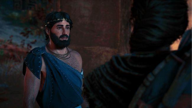 Assassin's Creed Odyssey ликаон роман