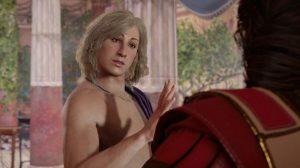 Assassin's Creed Odyssey алкивиад роман