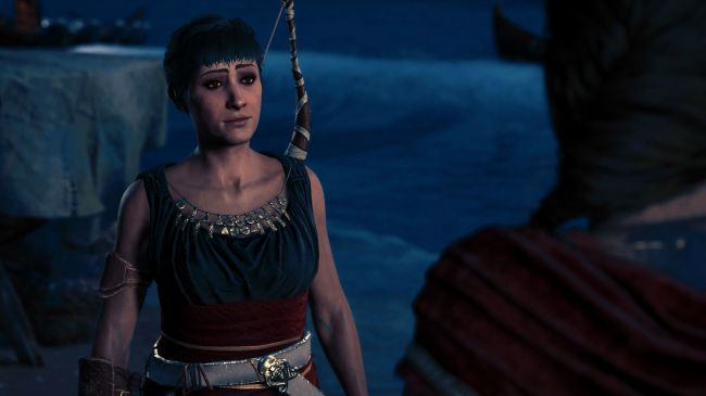 Assassin's Creed Odyssey одесса роман