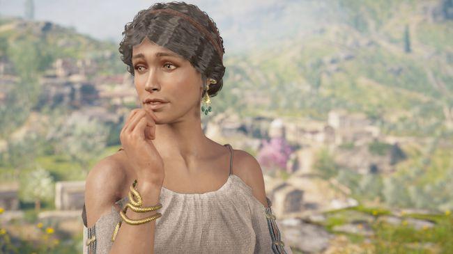 Assassin's Creed Odyssey зофер роман