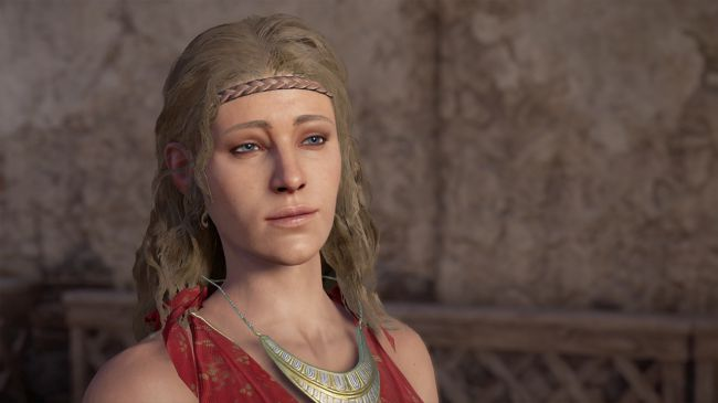 Assassin's Creed Odyssey Экатирини роман