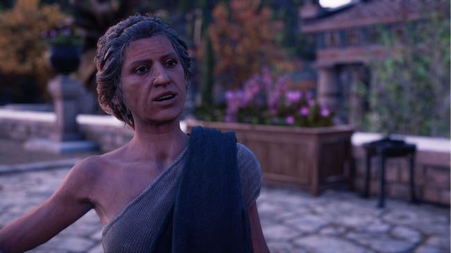 Assassin's Creed Odyssey авксесия роман