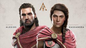assassin's creed odyssey алексиос или кассандра кого взять