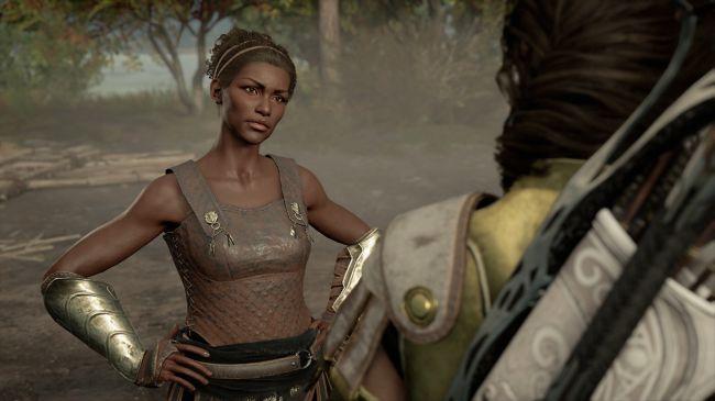Assassin's Creed Odyssey роксана роман