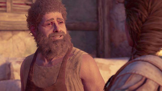 Assassin's Creed Odyssey кузнец роман